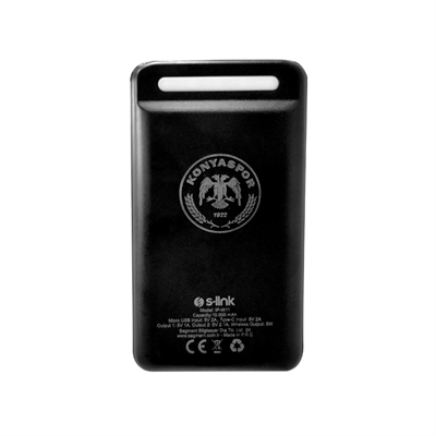 KONYASPOR WİRELESS POWERBANK 10000 MAH